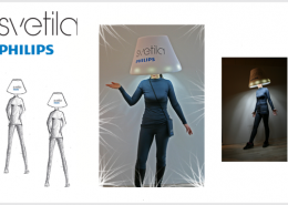 COSTUME LIGHT PHILIPS
