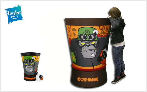 Promocijska čaša Cuponk