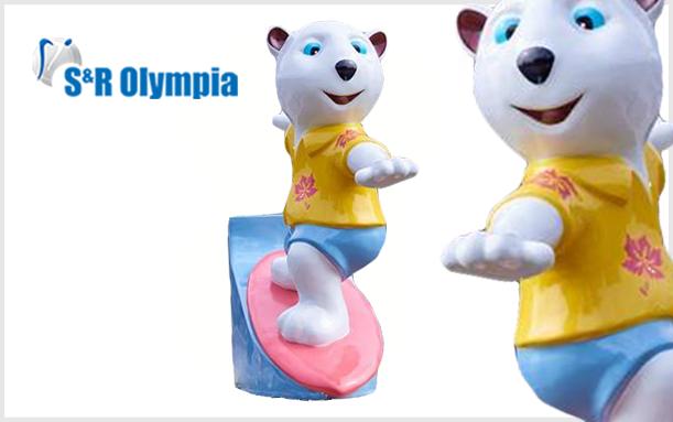 INOVACIJE OLYMPIA BEAR