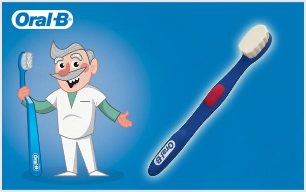 Zubna četkica Oral