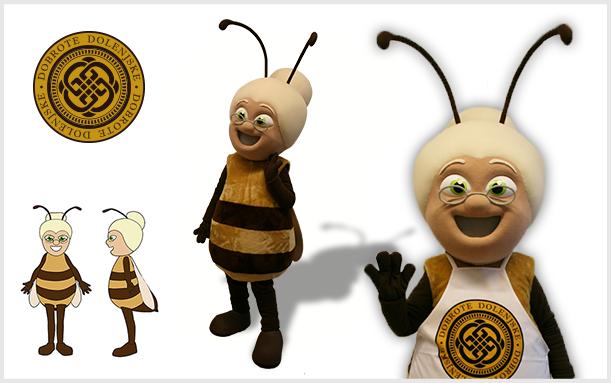 MASCOT BEE