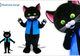 MASCOT CAT MURI