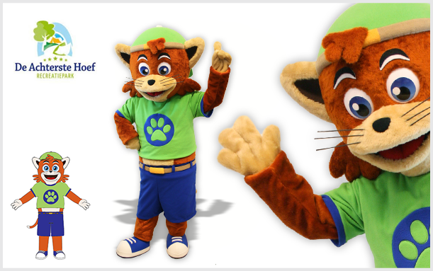 MASCOT ZOEF THE NETHERLANDS
