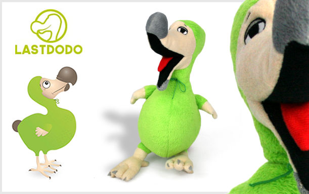 PLUSH TOY LAST DODO