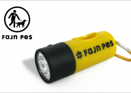 PROMOTIONAL GIFT LIGHT AND BAGS FAJN PES