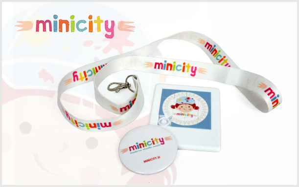 PROMOTIONAL GIFTS MINICITY