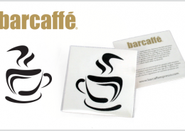PROMOTIONAL TATTOO BARCAFFE MUG