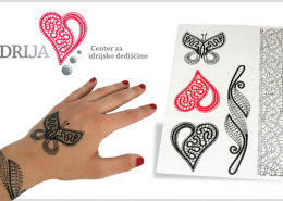 PROMOTIONAL TATTOO IDRIJA