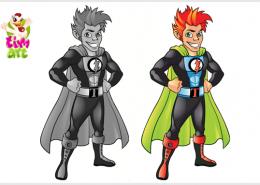 SUPER-HEROJ